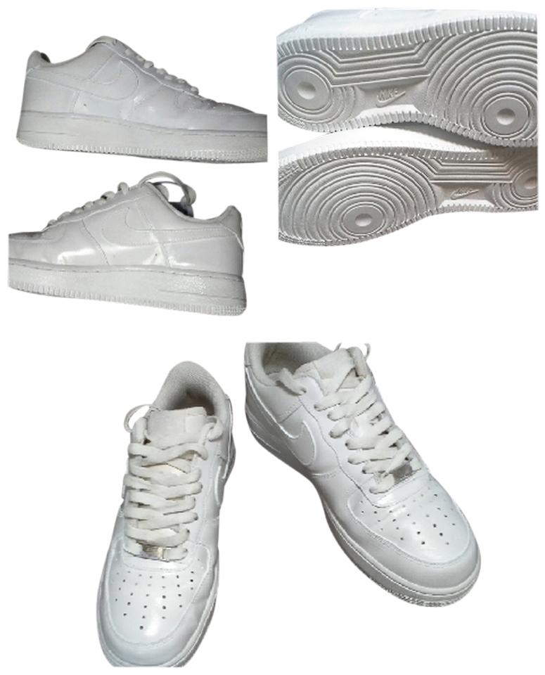 Nike White Air Force Ones Ones Force Sneakers f08ffa