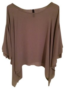 Final Touch Top Taupe
