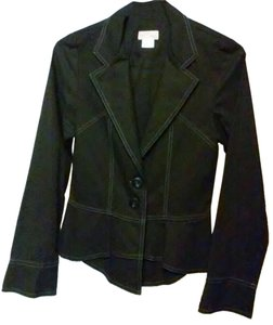 Neesh by D.A.R Cotton Jacket black Blazer