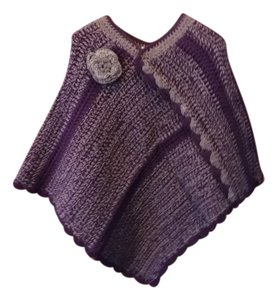 Designed an crocheted by me Cover Up Ladies Poncho Cape
