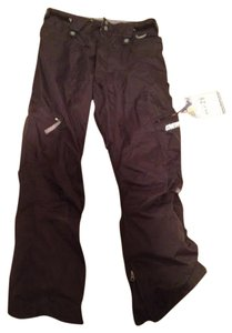 Riders by Lee Women's Black Ride Snowboard Pants Size Small