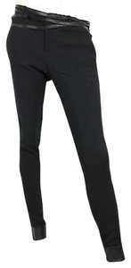 Gucci Stretch Viscose Hemline Pants