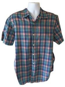 Gap Button Down Shirt Mulit
