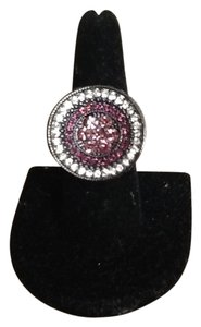 Lia Sophia Purple Reign ring