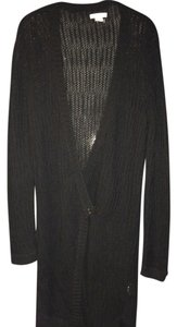 Helmut Lang Long Sweater 100% Merino Wool Cape
