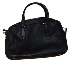 Theory Satchel in Black