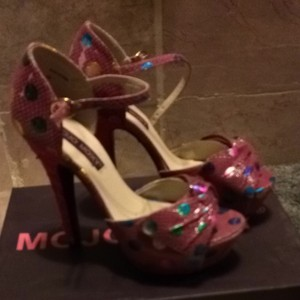 Mojo Moxy Pink Sandals
