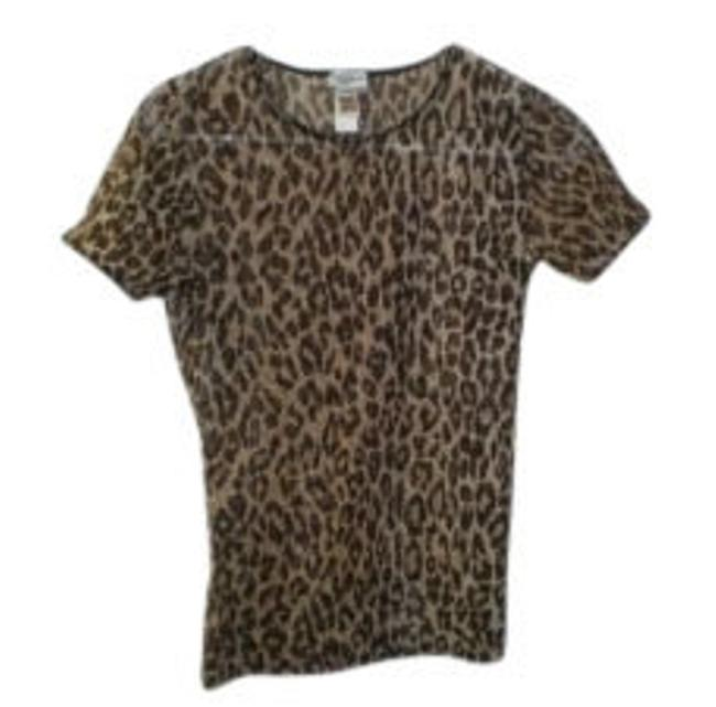 Preload https://img-static.tradesy.com/item/12089/dolce-and-gabbana-brownblack-d-and-g-intimate-leopard-stretch-sheer-blouse-size-4-s-0-0-650-650.jpg
