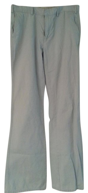 American Eagle Outfitters Khaki/Chino Pants Light Blue