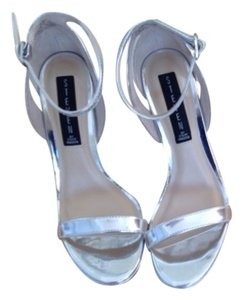 Steven by Steve Madden Silver Formal