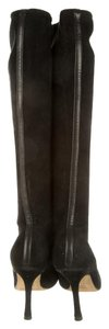 Jimmy Choo Brown Suede Boots