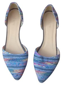 J.Crew Multi-colored Flats