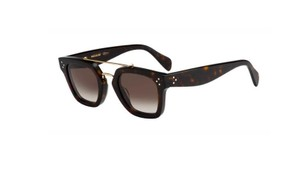 efc0629696555 Brown Céline Sunglasses - Up to 70% off at Tradesy (Page 2)