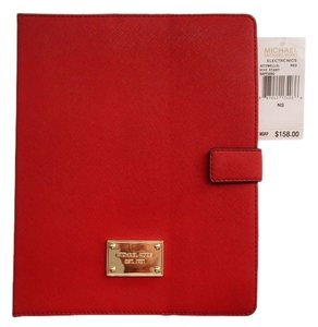 Michael Kors Michael Kors Saffiano Leather iPad 2 Case, Red, 32T2MELL3L