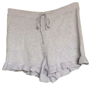 Victoria's Secret Mini/Short Shorts Silver