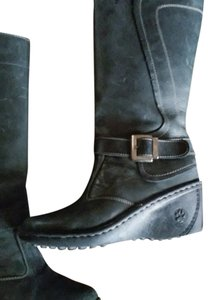 Lassen Midnight Dark blue denim grey Boots