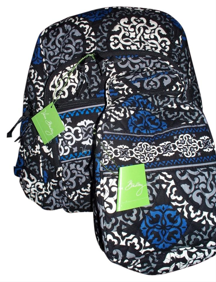 ... Vera Bradley Campus Laptop Computer Lunch Box Tote School College Baby  Toddler Travel Beach Purple Gift ... f8a05a086d6b6