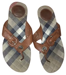 Burberry brown Sandals