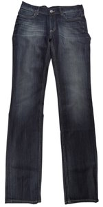 Escada Sport Straight Leg Jeans-Medium Wash
