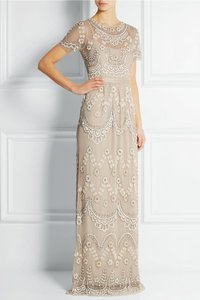 Needle & Thread Beaded Petal Dress Bhldn Wedding Dress