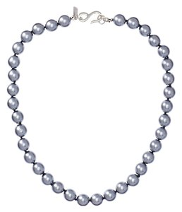 Kenneth Jay Lane Kenneth Jay Lane Grey Pearl Necklace