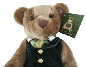 Harrods COLLECTOR'S PRIZE ! HARRODS 150 YEAR CELEBRATION BEAR-NEVER MADE AGAIN
