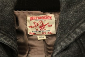 True Religion Trench Coat