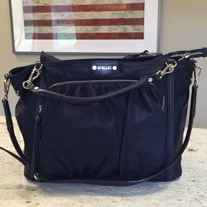 MZ Wallace Tote in Midnight Bedford