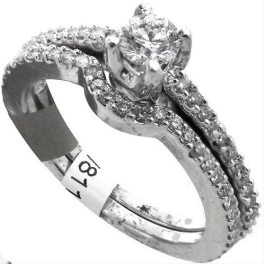 Preload https://item3.tradesy.com/images/abcjewelry-diamond-wedding-engagement-set-90tcw-hsi2-size-7-14k-white-gold-made-in-usa-1209507-0-0.jpg?width=440&height=440