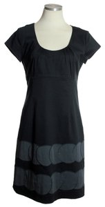 Boden short dress Black Short Sleeve Sheath on Tradesy