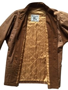 Burberry Tan Brown Jacket