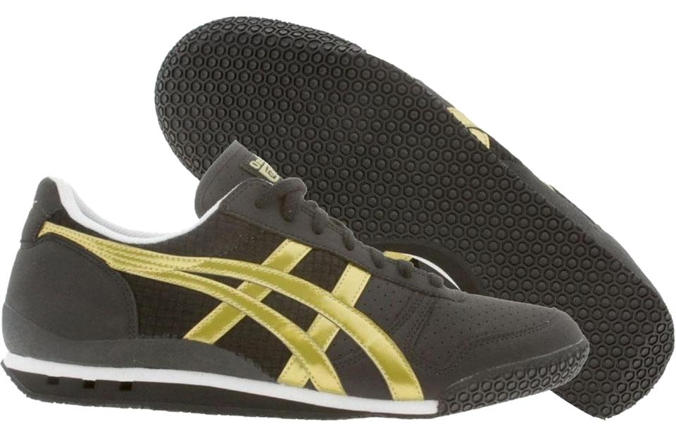 sneakers for cheap e870a 81de7 Onitsuka Tiger Black/Gold By Asics Ultimate 81 Sneakers Size US 8 Regular  (M, B) 60% off retail