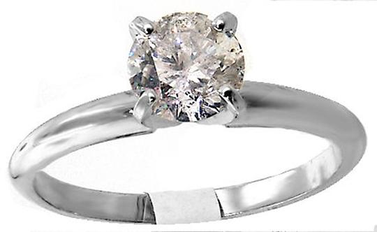 Preload https://item5.tradesy.com/images/abcjewelry-diamond-engagement-ring-round-solitaire-90tcw-hi1-14k-white-gold-made-in-usa-1209629-0-0.jpg?width=440&height=440