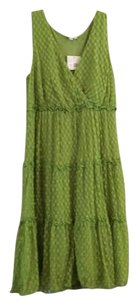 1 Madison short dress Green on Tradesy