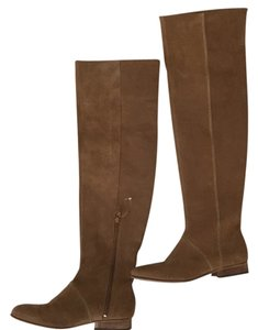 Free People chestnut Boots