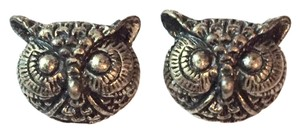 H&M H&M Bronze Owl Earrings