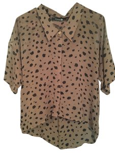 Brown Forever 21 Tops Up To 70 Off A Tradesy