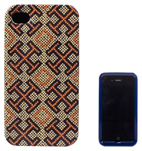 Tory Burch NEW!!! Tory Burch 4T Abstract iPhone 4 & 4S Case Tory Navy