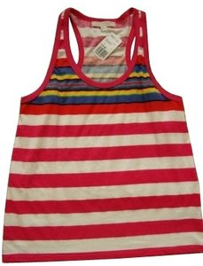 Forever 21 Top Red and white