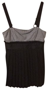 BCBGeneration Top Black and grey