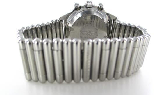 breiltling Breitling Watch Chronograph Stailess Steel 80520-1 Watch for Men Image 1