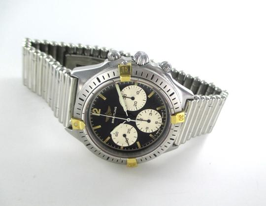 breiltling Breitling Watch Chronograph Stailess Steel 80520-1 Watch for Men Image 6
