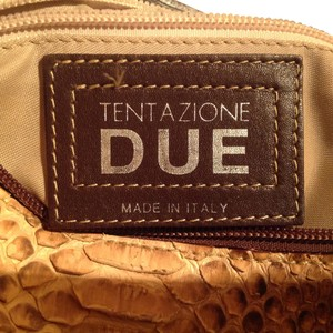 Tentanzione DUE Made in Italy Hobo Bag