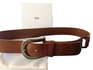 Dolce&Gabbana Men's Dolce & Gabbana leather belt