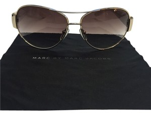 Marc Jacobs Marc by Marc Jacobs Aviator Glass
