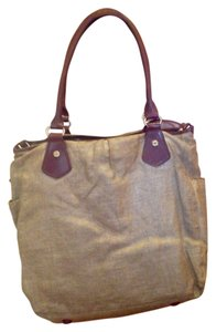 MZ Wallace Crossbody Tote in Tan