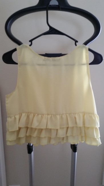 Oh My Love Top Yellow