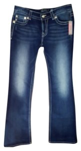 Miss Me New With Tags Boot Cut Jeans-Medium Wash
