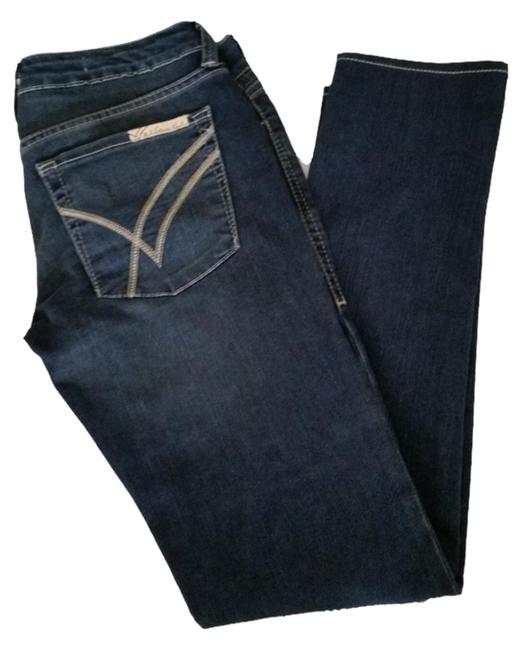William Rast Skinny Pants Blue