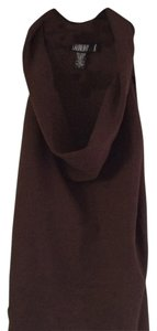 Laundry by Shelli Segal Sleeveless Draped Neckline Sweater